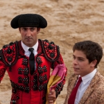 Matador and in Santarem at Bullfights